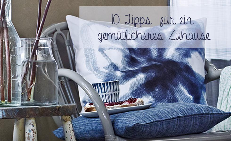 Gemütliches Zuhause 10 tipps für ein gemütliches zuhause - beautyressort