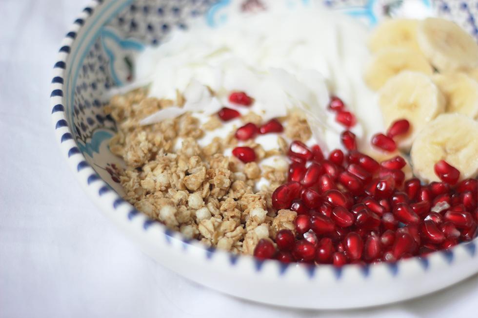 Breakfast in A Bowl