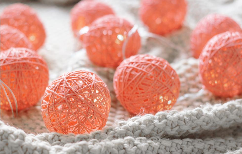 diy-cotton ball-lichterkette-9