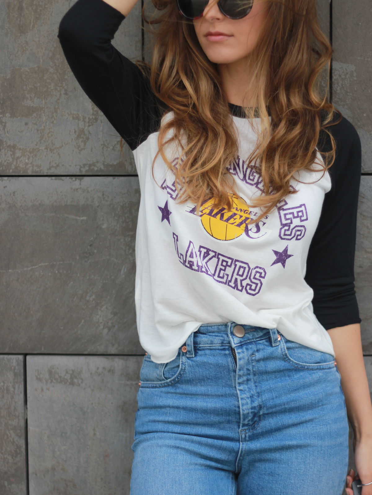 lakers shirt-outfit-fashionblogger-13