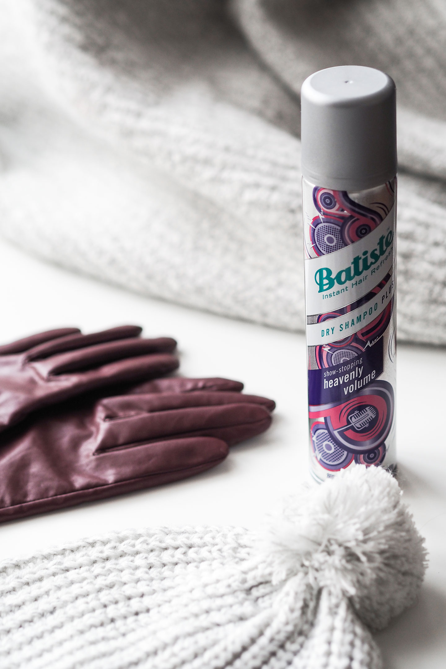 Batiste Heavenly Volume Trockenshampoo